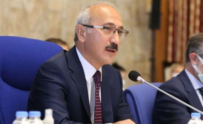 Hazine ve Maliye Bakanı Lütfi Elvan'dan 128 milyar dolar açıklaması!