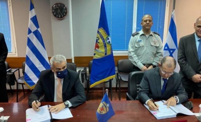 İsrail ve Yunanistan arasında tarihin en büyük anlaşması imzalandı