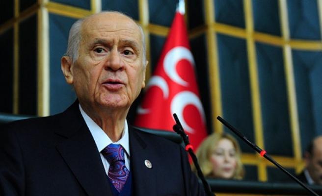 MHP Genel Başkanı Devlet Bahçeli'den emekli amirallere ilişkin açıklama!