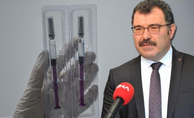 """TÜBİTAK Başkanı Mandal: """"VLP aşısında ay sonunda Faz 2 çalışmasına geçeceğiz"""""""