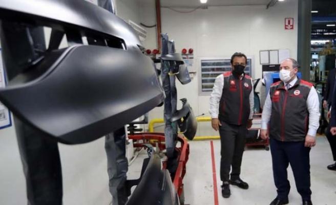 """Bakan Varank: """"TOGG, otomotiv endüstrisindeki dönüşümünü yakaladı"""""""