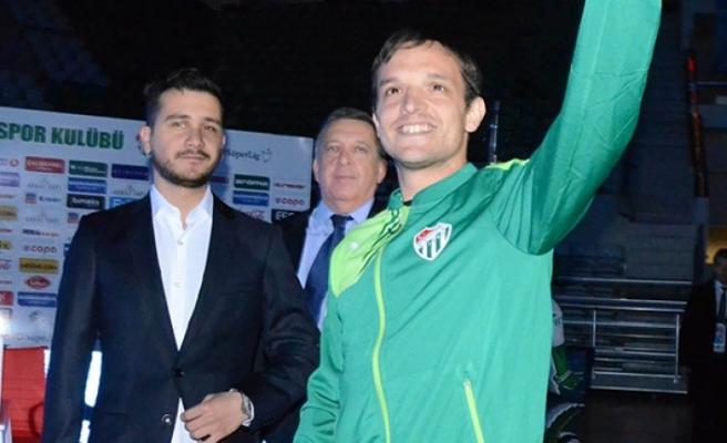 Batalla, Bursaspor için Arjantin ve Avrupa turuna çıkıyor