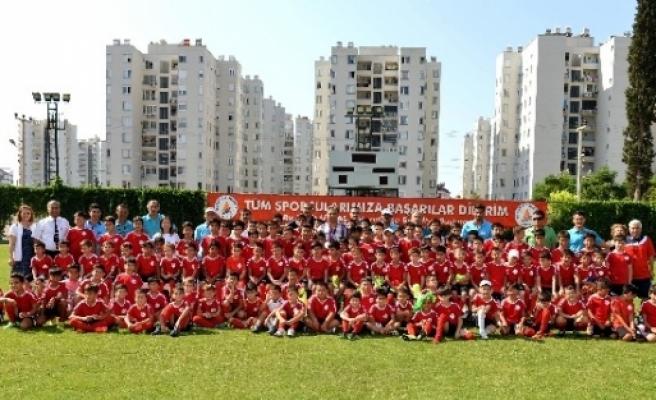 22 Parkta Sabah Sporu Yapılacak