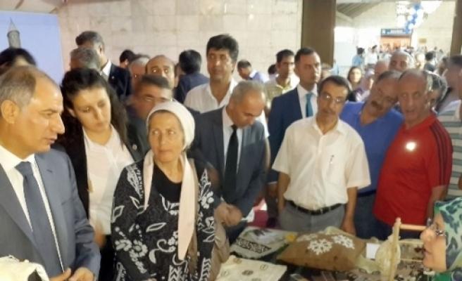 3. Erzurum Günleri'ne Ehram Damgası