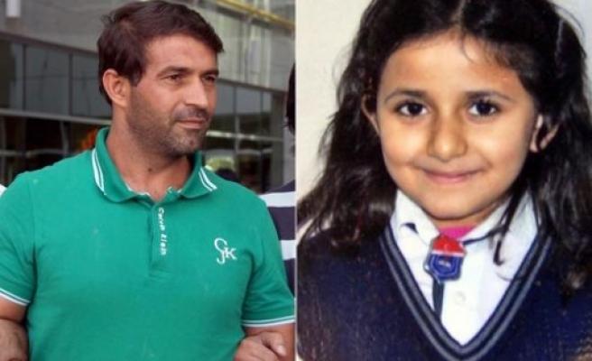 9 yaşındaki kızı öldüren caniye müebbet
