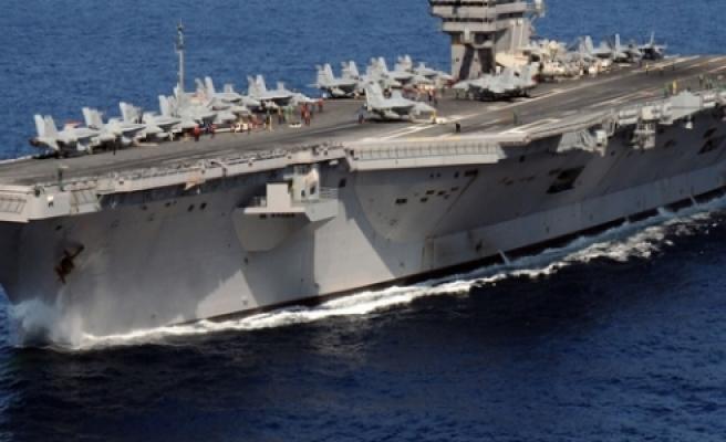 ABD Basra Körfezi'ne gemi gönderiyor