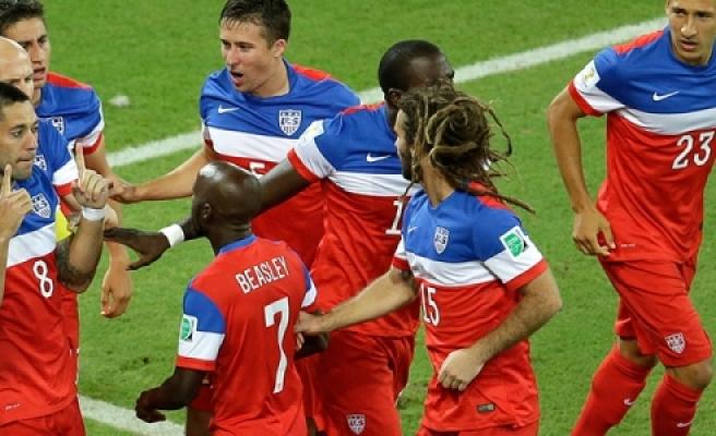 ABD - Gana maç özeti