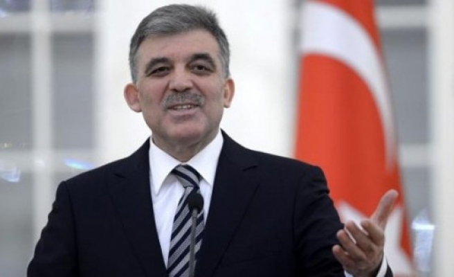 Abdullah Gül konuşma kararı aldı