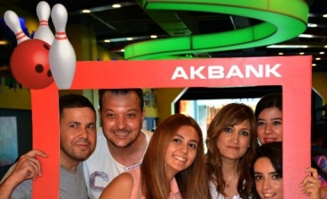 Adana Optimum'da Eğlenceli Turnuva