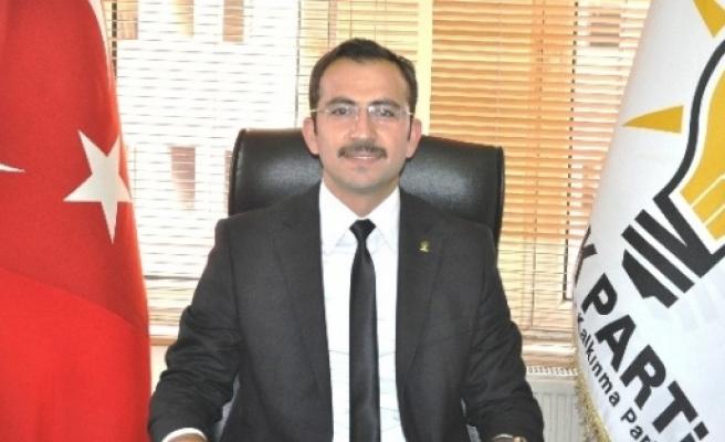 Ak Parti İl Başkanı Tanrıver'in 30 Ağustos Zafer Bayramı Mesajı