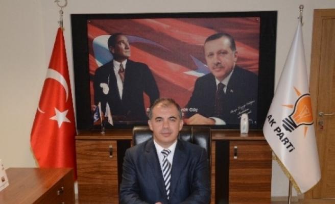 Ak Parti İzmir İl Başkanı Delican, 13. Kuruluş Yıldönümü Mesajı Yayınladı