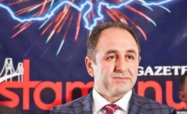 Ak Parti Kastamonu Milletvekili Aday Adayı Murat Demir,