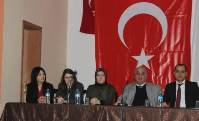 AK PARTİ KİLİS İL DANIŞMA MECLİSİ TOPLANTISI YAPILDI