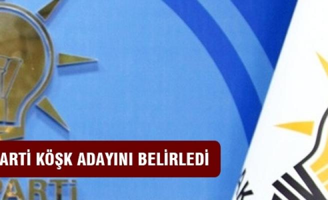 AK Parti Köşk adayını belirledi