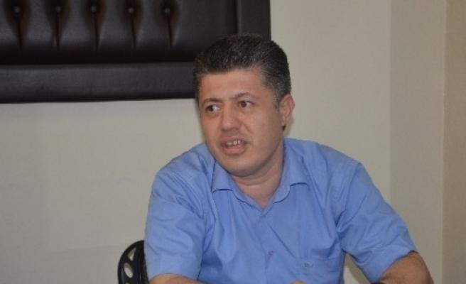 Ak Parti Soma İlçe Başkanı Mehmet Ali Özkan: