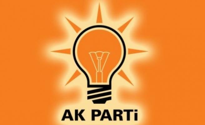 AK Parti'den iki aday!