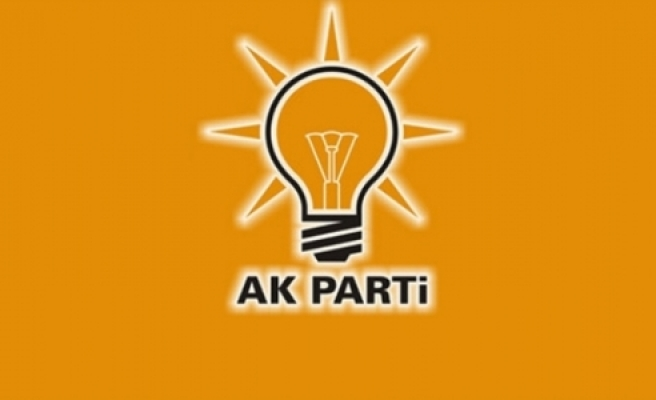 AK Parti'nin oy deposunda istifa
