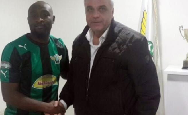 Akhisar Belediyespor transferi bitirdi