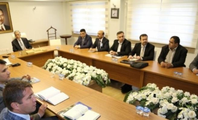 Aksaray'da Tarım Ve Hayvancılığın 5 Yıllık Strateji Planı Hazırlandı