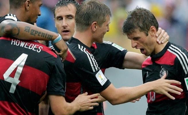 Almanya - ABD maçın golleri / TIKLA İZLE