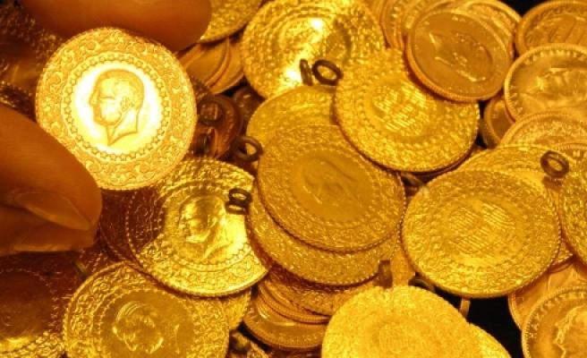 Altın ticareti dibe vurdu!