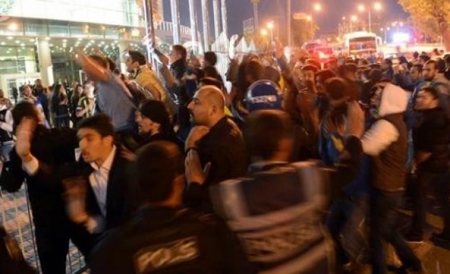 Ankara Arena karıştı