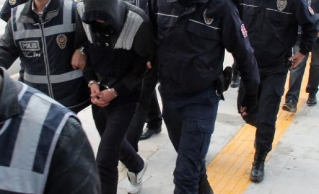 Ankara'da IŞİD operasyonu: 14 gözaltı