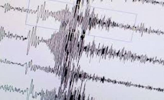 Antalya'da 4.5 şiddetinde deprem!