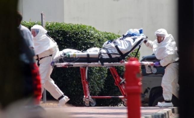Antalya'da Ebola paniği