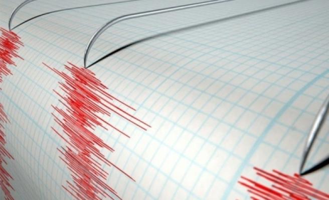 Arjantin'de deprem