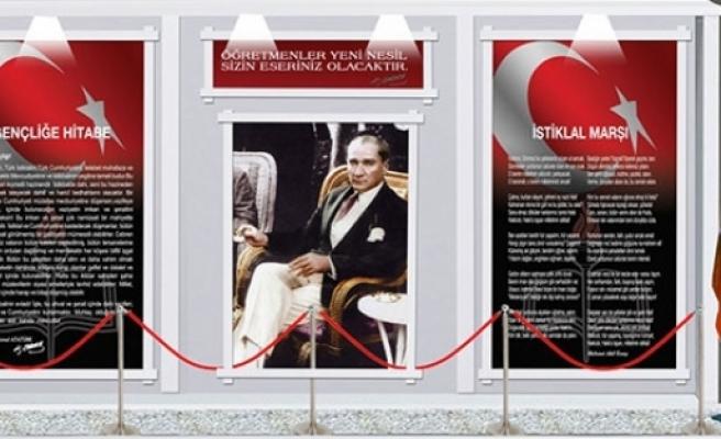 Atatürk Köşesi geri dönüyor!