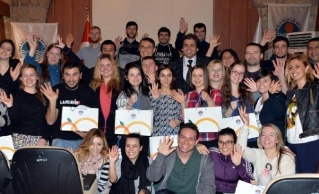 Avrupa'nın Kültür Elçileri Mersin'de