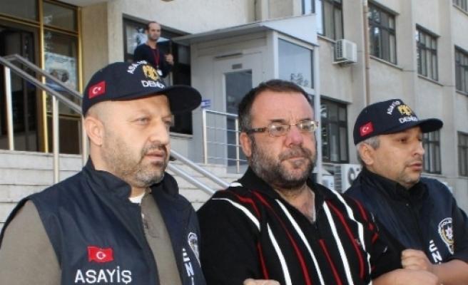 Avukatı Bıçaklayan Şahis Yakalandı