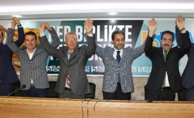 Aydın Ak Parti Altı İlçe Başkanı Adayını Daha Tanıttı