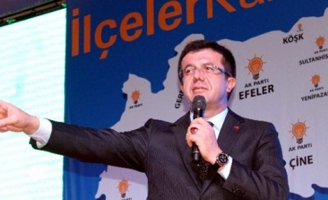 Aydın Ekonomi Zirvesi Bakan Zeybekci Başkanlığında Toplanacak