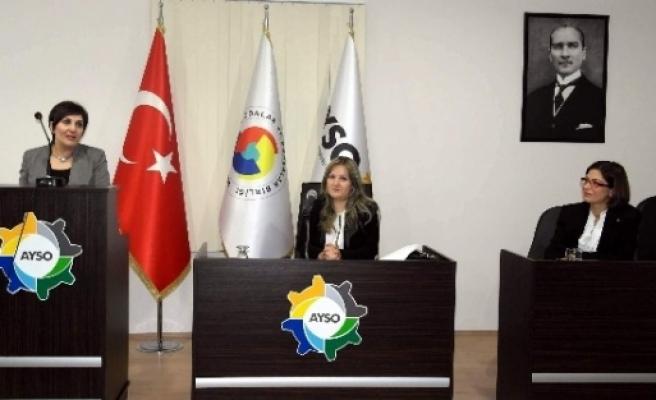Ayso Meclis Toplantısında Bir İlk Yaşandı