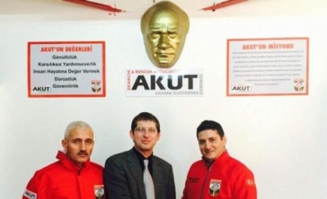 Bacanlı'dan Akut Afyon Lojistik Ve Operasyon Merkezini Ziyaret