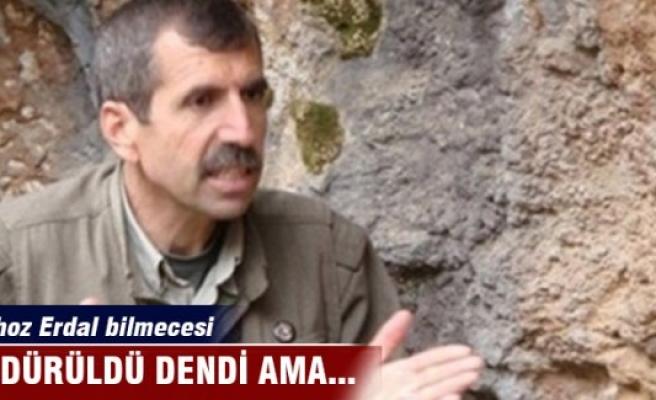 Bahoz Erdal öldürüldü mü?