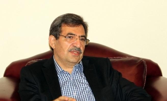Bakan Güllüce'den Kobani Eylemleri Değerlendirmesi