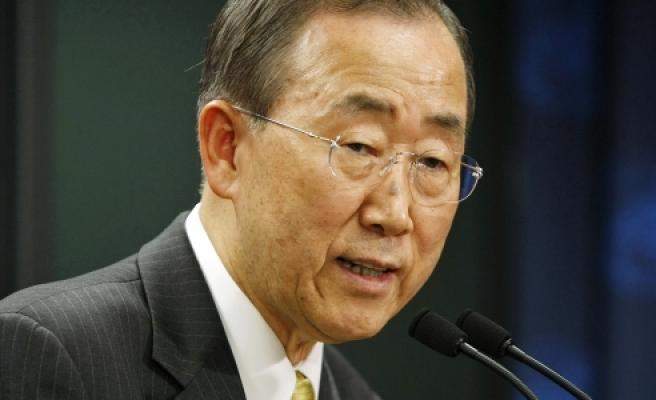 Ban Ki-Moon: 'Kabul edilemez'