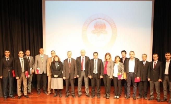 Bartın Üniversitesi'ne Birincilik Ödülü