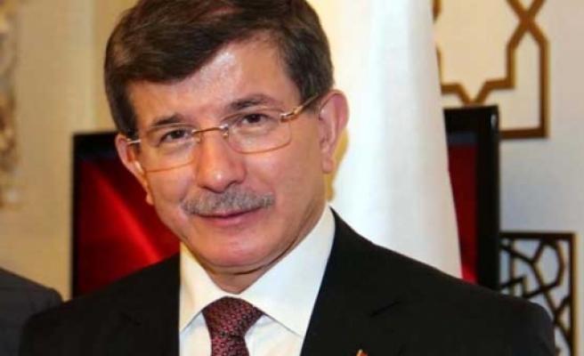 Başbakan Davutoğlu o hediyeyi kabul etmedi