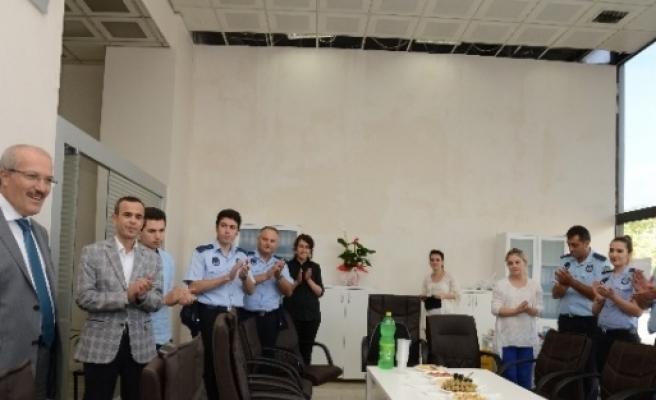 Başkan Kafaoğlu, Zabıta Teşkilatının 188. Yılını Kutladı