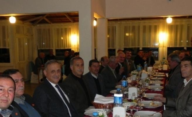 Başkan Mahmut Badem Muhtarlarla Buluştu