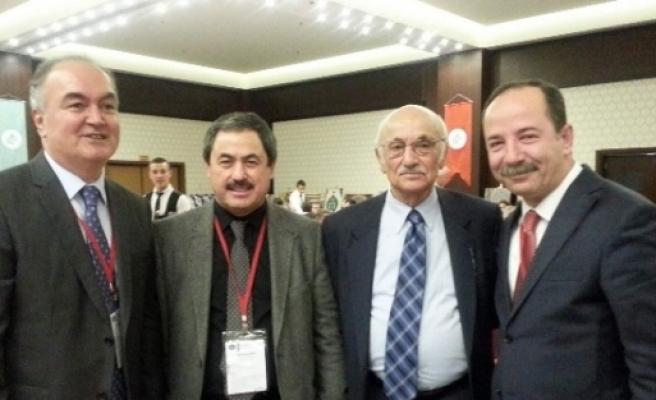 Başkan Süleyman Eser, Tarihi Kentler Birliği Toplantısına Katıldı