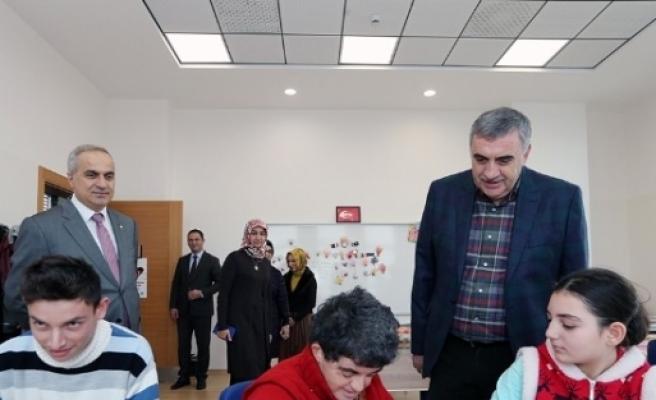 """Başkan Toçoğlu: """"sgm İnsana Hizmetin Merkezidir"""""""