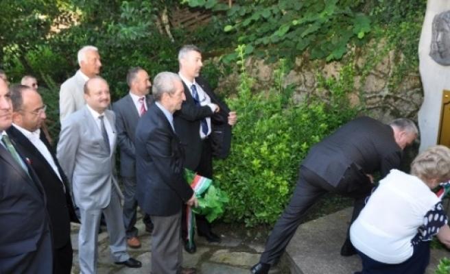 Başkan Üzülmez Thököly Anma Törenine Ev Sahipliği Yaptı