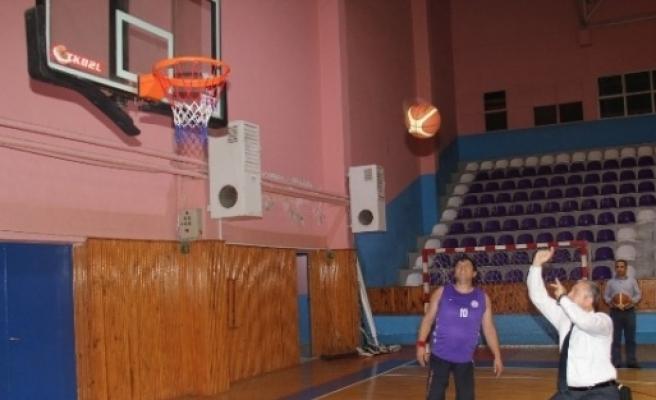 Başkanlardan Basket