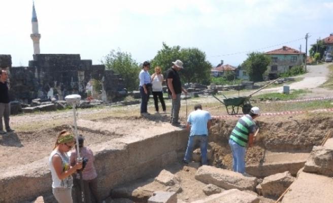 Batı Karadeniz'in Efes'inde Çalişmalar Hızla Devam Ediyor