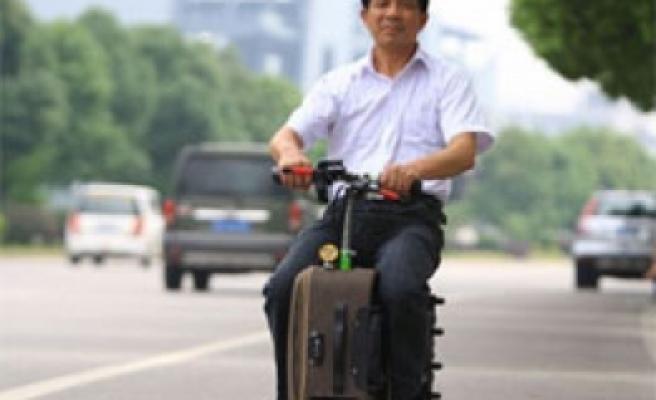 Bavulmotorsiklet Çin sınırlarını aşıyor!